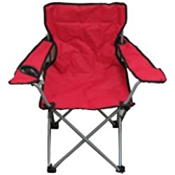 VMI Folding Chair for Kids, Red