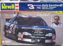 Revell Mongram Dale Earnhardt Nascar Champion 2000 Monte Carlo Kit# 85-2585