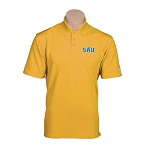 Southern Arkansas Under Armour Gold Performance Polo