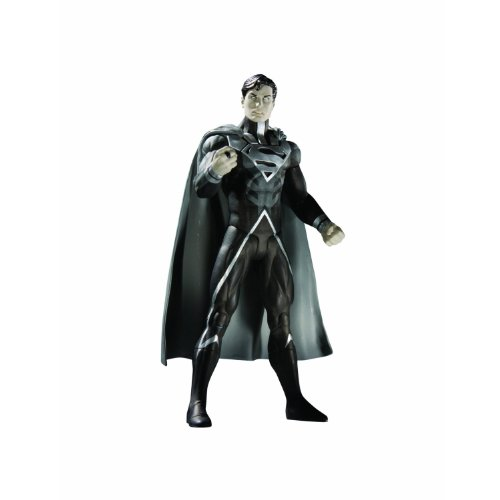 DC Direct Blackest Night: Series 7: Black Lantern Superman Action Figure (Red Lantern Mera compare prices)
