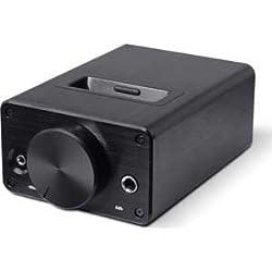 Fiio デスクトップ・ヘッドホンアンプ+ボリューム・コントローラー Fiio E9