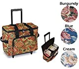 Hemline Sewing Machine Trolley Bag