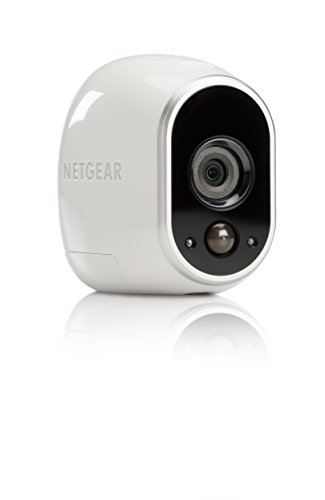Arlo Smart Home - 1 HD Camera Security System, 100% Wire-Free, Indoor/Outdoor with Night Vision (VMS3130-100NAS)