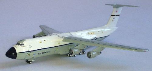 1: 400 ジェミニMACS US Air Force Lockheed C-5 Galaxy Dover AFB, White Top/Missile Drop (並行輸入)