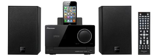 Pioneer 220 Volt Dvd & Cd System With Ipod Dock (Non-Usa Compliant)