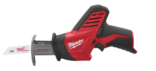 Bare-Tool Milwaukee 2420-20 Bare-Tool 12-Volt Hackzall Saw (Tool Only, No Battery)