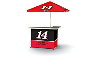 Best of Times NASCAR Patio Bar and Tailgating Center, Standard Package, Tony Stewart by Best of Times