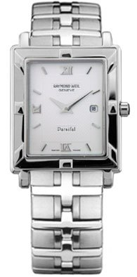 Raymond Weil Parsifal Men's Quartz Watch 9331-ST-00307