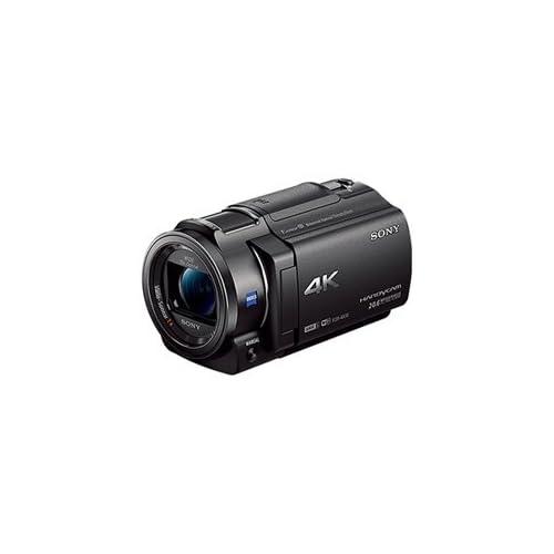 ソニー デジタル4Kビデオカメラレコーダー「FDR-AX30」(ブラック)内蔵メモリー:64GBSONY 4Kハンディカム FDR-AX30-B