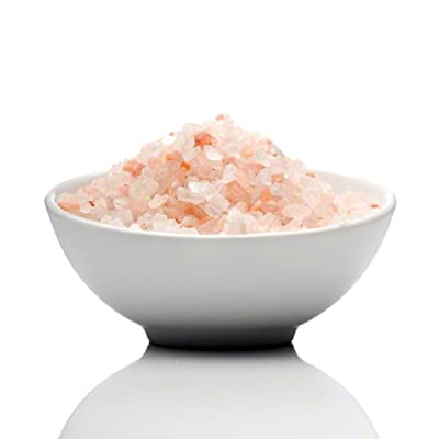 Live Superfoods Himalayan Pink Salt, Coarse grind, 16 oz by Live Superfoods