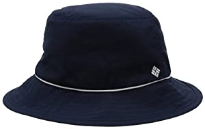 Columbia Sportswear Women's Bahama Bucket Hat, Collegiate Navy, Small/Medium