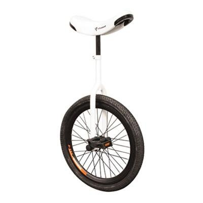 Ramiko Deluxe Unicycle - 20 Inch Wheel - White - BY904A