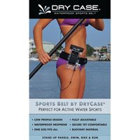 DryCASE Waist Belt for Active Water Sports, Paddle Boarding, Running, Biking and Swimming