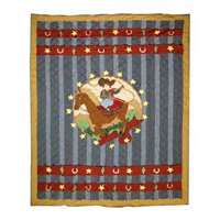 Western Bedding Quilts front-346295