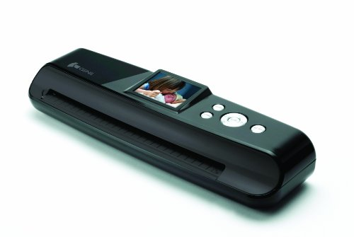 GiiNii GN-5LS NuLife Full Page Picture Scanner