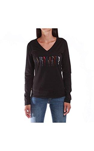 Armani Jeans 6X5T44 5JABZ 1200 t-shirt nero
