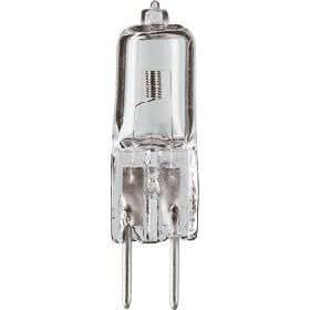 Long Life Lamp G4 Halogen Light Bulbs Lamps, 20 Watt 12 V, Pack of 10