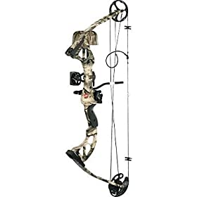 PSE® Stinger? Compound Bow Ready - to - Shoot Package Right Hand, 60#, 29