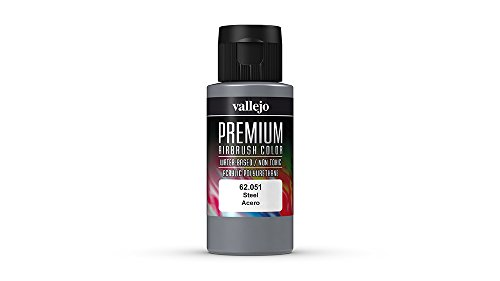 Vallejo Color Steel Premium RC Colors
