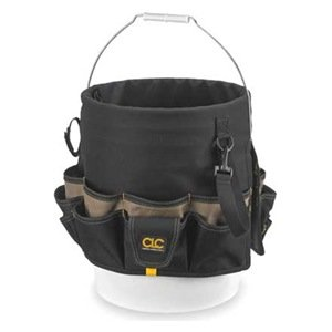 Bucket Organizer, 48 Pocket, Olive