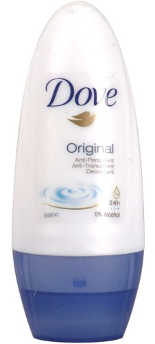 Dove Roll On Original 50ml (Pack of 6)