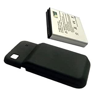 2800mAh EXTENDED BATTERY & COVER for Samsung Vibrant SGH-T959 / Galaxy S 4G SGH-T959V