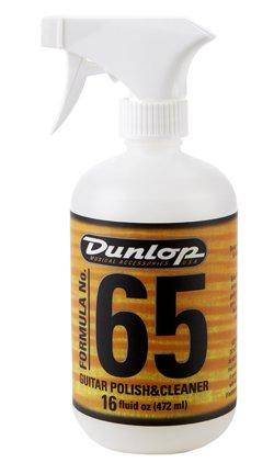 Dunlop 6516 Formula No. 65 Guitar Polish & Cleaner 16oz. jim jams браслеты