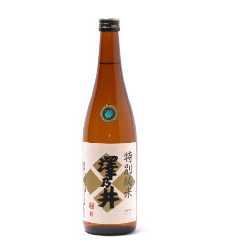 Sawanoi Honjizake Sake 720ml