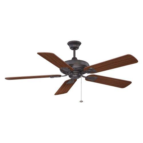 Ellington MAJ52ABZ5 Majestic 52 in. Indoor Ceiling Fan - Aged Bronze