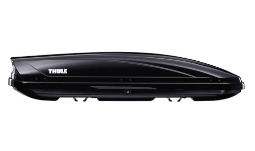 Thule 620601 - Box motion 600, Nero Lucido