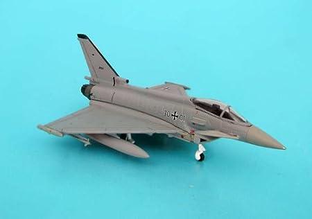 """Eurofighter """"Typhoon"""" maquette avion échelle 1:200 German Airforce colours"""