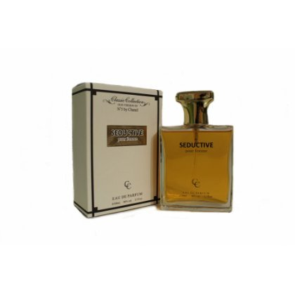 HelloMissLand discount duty free No5 Seductive Womens Perfume Eau De Parfum 100ml/3.3oz (Imitation)