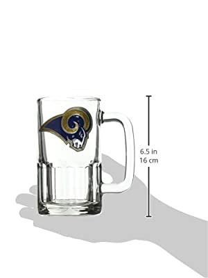 NFL 20-Ounce Root Beer Style Mug - Primary Logo