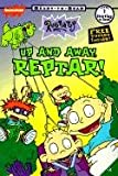 Up and Away Reptar (Rugrats: Ready-To-Read) (0613160290) by Willson, Sarah