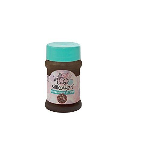 Silikomart 73.246.13.0001 Concentré Alimentaire pour Décorer Gâteaux Café