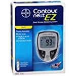 Bayer Contour Next Ez Blood Glucose M...