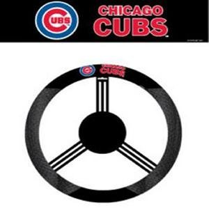 Chicago Cubs Mesh Steering Wheel Cover at Amazon.com