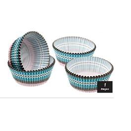 Sweetly Does It unidades Eighty diseño de círculos Petit envase/Treat fundas de