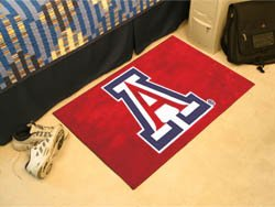 Arizona Wildcats 20x30 inch Starter Rugs Floor Mats by Fan Mats