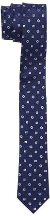 Purple Label by Benvenuto Herren Krawatte Arc 69502261841254, Einfarbig, Gr. One size (Herstellergröße: I), Blau (Stimmungsblau)