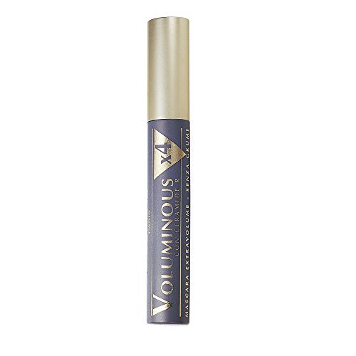 L'Oréal Make Up Designer Paris Voluminous Mascara, Extra-Volume, Nero