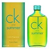 カルバンクライン CK-ONE サマー2014 オードトワレ 100ml 【HTRC3】