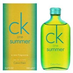 Calvin Klein Cosmetics Ck One Summer Eau de Toilette Spray, 3.4 Fluid Ounce