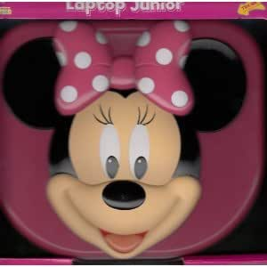 Disney Mickey Mouse Clubhouse Minnie Laptop Junior