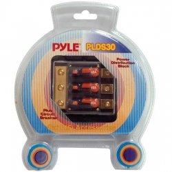 Pyle Plds30 Triple 40 Amp In-Line Circuit Breaker front-855240