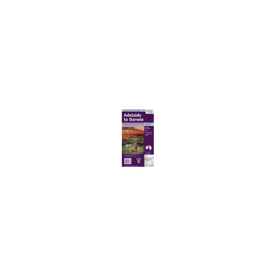 Adelaide to Darwin (9781865003771) Hema Books on PopScreen
