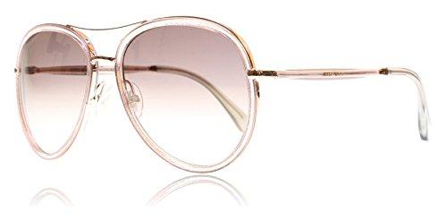 jimmy-choo-lunettes-de-soleil-aviateur-de-tora-en-pink-glitter-tora-s-qbq-57-57-brown-gold-flash-mir