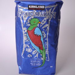 Kirkland Signature Whole Bean Coffee Guatemalan