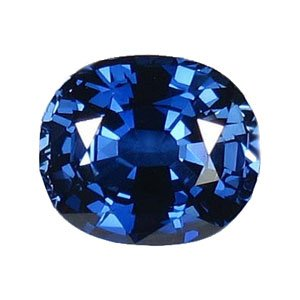 Blue Created Oval Sapphire Unset Loose Gemstone 11mm (Natural Sapphire Stone compare prices)