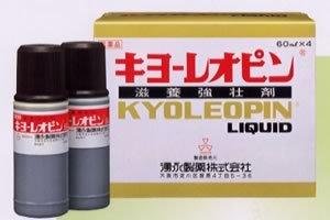 【第3類医薬品】キヨーレオピン 60mL×4